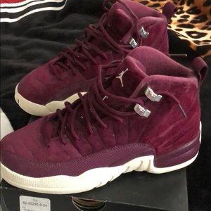 Jordan Retro 12 Bordeaux 🖤